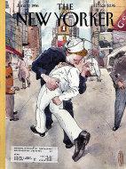 The New Yorker Vol. LXXII No. 16 Magazine