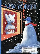 The New Yorker Vol. LXXII No. 44 Magazine