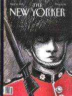 The New Yorker Vol. LXXIII No. 27 Magazine