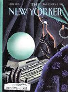 The New Yorker Vol. LXXIV No. 33 Magazine