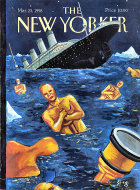 The New Yorker Vol. LXXIV No. 5 Magazine