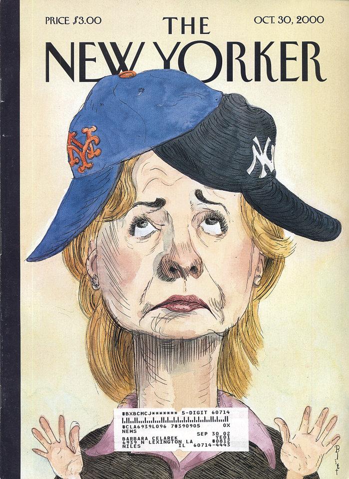 The New Yorker Vol. LXXVI No. 32