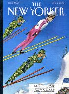 The New Yorker Vol. LXXVII No. 46 Magazine