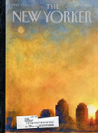 The New Yorker Vol. LXXVIII No. 27 Magazine