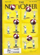 The New Yorker Vol. LXXXI No. 24 Magazine