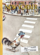 The New Yorker Vol. LXXXI No. 36 Magazine