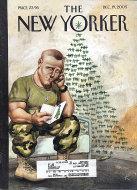 The New Yorker Vol. LXXXI No. 41 Magazine