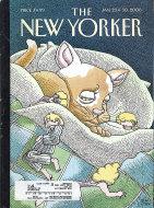 The New Yorker Vol. LXXXI No. 45 Magazine
