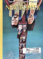 The New Yorker Vol. LXXXII No. 22 Magazine