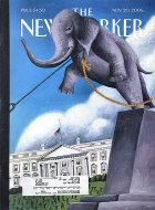 The New Yorker Vol. LXXXII No. 38 Magazine