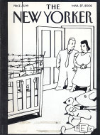 The New Yorker Vol. LXXXII No. 6 Magazine