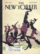 The New Yorker Vol. LXXXIII No. 25 Magazine