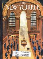 The New Yorker Vol. LXXXIII No. 45 Magazine