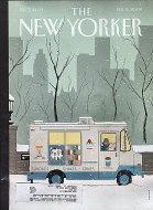 The New Yorker Vol. LXXXIV No. 47 Magazine