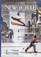 The New Yorker Vol. LXXXVI No. 43 Magazine