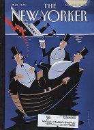 The New Yorker Vol. LXXXVII No. 24 Magazine