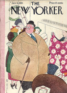 The New Yorker Vol. X No. 47 Magazine