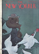 The New Yorker Vol. XII No. 40 Magazine