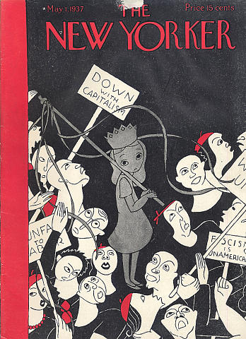 The New Yorker Vol. XIII No. 11 Magazine