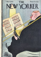 The New Yorker Vol. XIII No. 3 Magazine