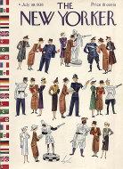 The New Yorker Vol. XIV No. 24 Magazine