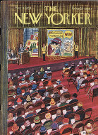 The New Yorker Vol. XL No. 12 Magazine