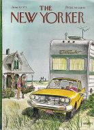 The New Yorker Vol. XLIX No. 16 Magazine