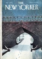 The New Yorker Vol. XLIX No. 46 Magazine