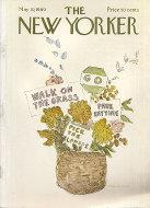 The New Yorker Vol. XLV No. 12 Magazine