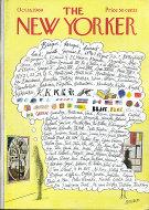 The New Yorker Vol. XLV No. 35 Magazine