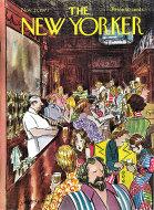The New Yorker Vol. XLVII No. 41 Magazine