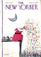 The New Yorker Vol. XLVII No. 45 Magazine