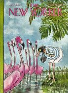 The New Yorker Vol. XLVII No. 48 Magazine