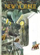 The New Yorker Vol. XLVII No. 53 Magazine