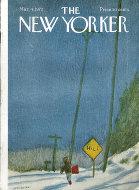 The New Yorker Vol. XLVIII No. 2 Magazine