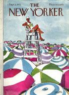 The New Yorker Vol. XLVIII No. 28 Magazine