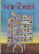 The New Yorker Vol. XLVIII No. 9 Magazine