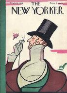 The New Yorker Vol. XV No. 1 Magazine