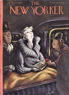 The New Yorker Vol. XV No. 4 Magazine