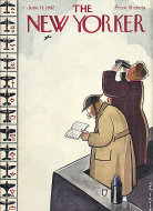The New Yorker Vol. XVIII No. 17 Magazine