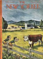 The New Yorker Vol. XXIX No. 23 Magazine