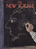 The New Yorker Vol. XXVII No. 2 Magazine