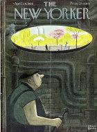 The New Yorker Vol. XXXII No. 10 Magazine