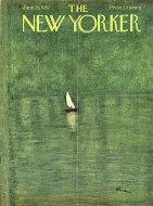 The New Yorker Vol. XXXIII No. 19 Magazine