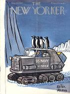 The New Yorker Vol. XXXIII No. 25 Magazine