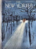 The New Yorker Vol. XXXIII No. 47 Magazine