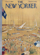 The New Yorker Vol. XXXIV No. 18 Magazine
