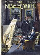 The New Yorker Vol. XXXIV No. 6 Magazine