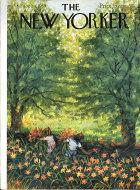 The New Yorker Vol. XXXV No. 18 Magazine