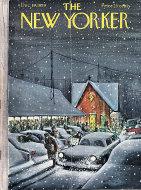 The New Yorker Vol. XXXV No. 44 Magazine